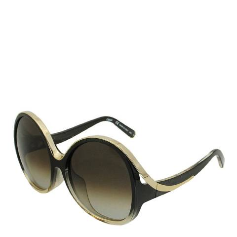 Chloe Women's Black Sunglasses 61mm