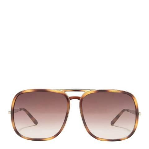 Chloe Women's Tortoiseshell Sunglasses 62mm