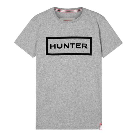 Hunter Grey Marl/Black Original T-Shirt