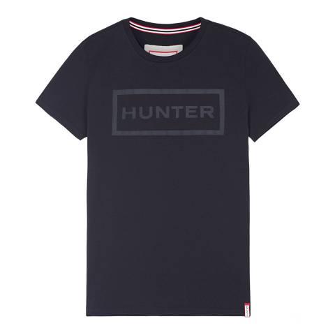 Hunter Navy Original T-Shirt