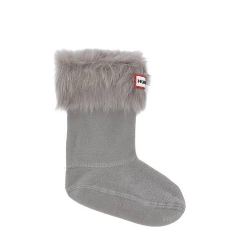 Hunter Geysers Faux Fur Boot Socks