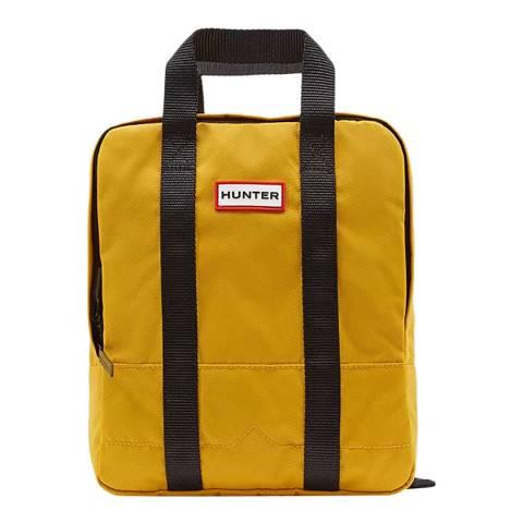 Hunter Yellow Original First Backpack