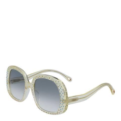 Chloe Women's Yellow Sunglasses 54mm