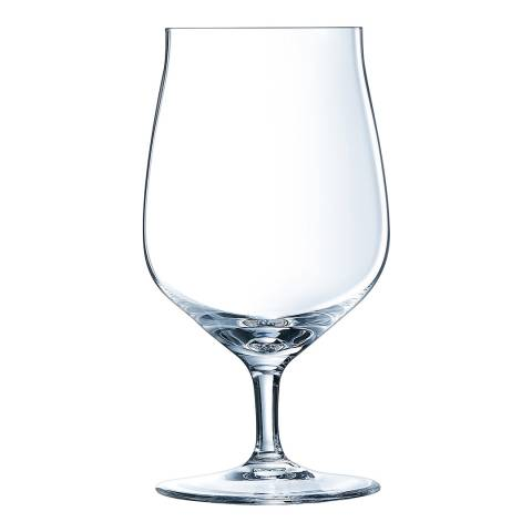 Chef & Sommelier Set of 6 Sequence Beer Glasses, 370ml