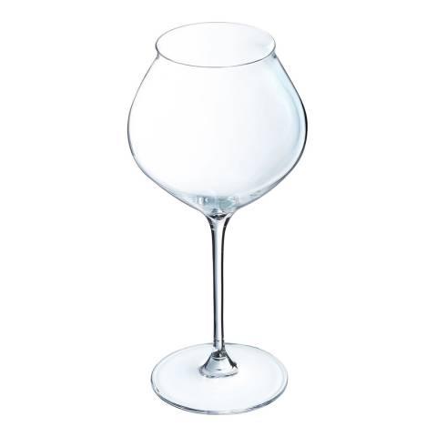 Chef & Sommelier Set of 6 Macaron Fascination Stemmed Glasses, 500ml