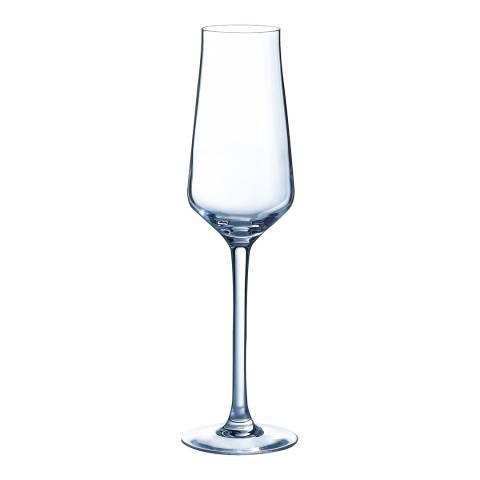 Chef & Sommelier Set of 6 Reveal Up Stemmed Glasses, 210ml