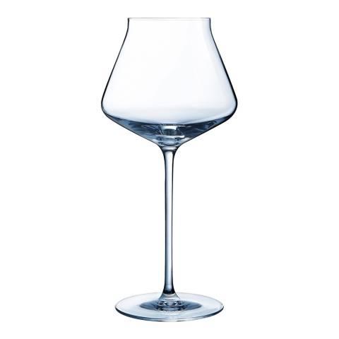 Chef & Sommelier Set of 6 Reveal Up Intense Stemmed Glasses, 450ml