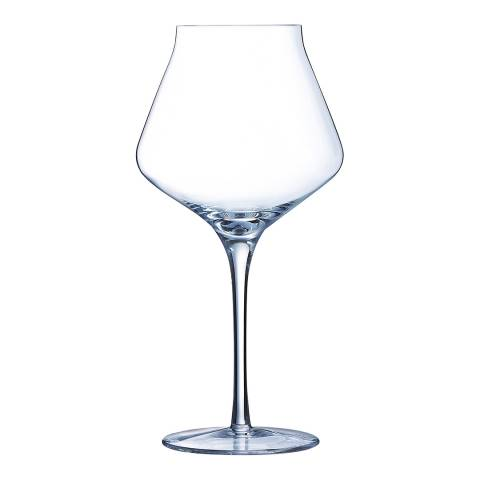 Chef & Sommelier Set of 6 Reveal Up Intesnse Stemmed Glasses, 550ml