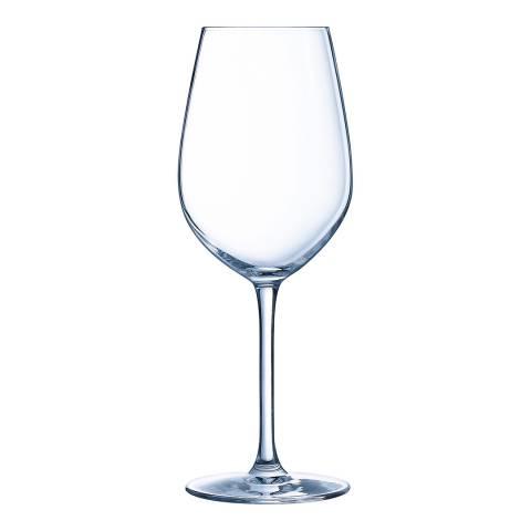 Chef & Sommelier Set of 6 Sequence Stemmed Glasses, 440ml
