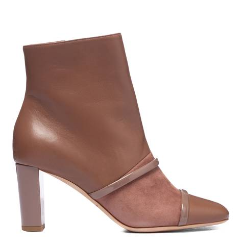 Malone Souliers Brown Dakota Leather Ankle Boots