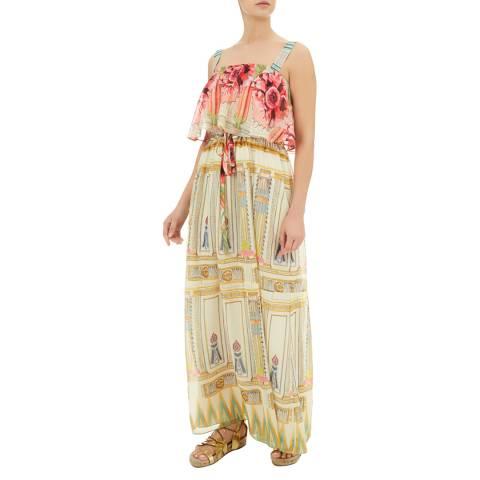 Temperley London Multi Athena Sleevless Dress