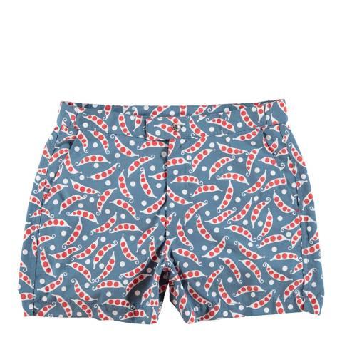 Love Brand & Co 2 Peas In A Pod Club Swim Short