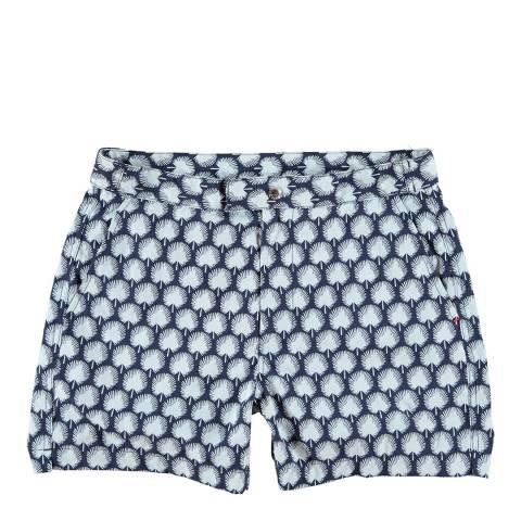 Love Brand & Co Fan Of The Tropics Club Swim Short