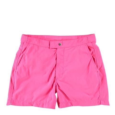 Love Brand & Co Punchy Pink Club Swim Short