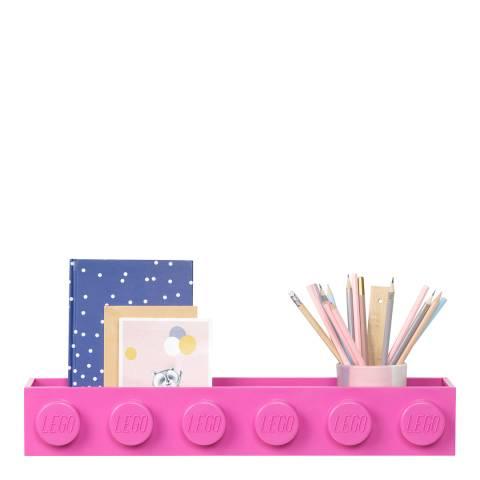 Lego Bright Purple Book Rack