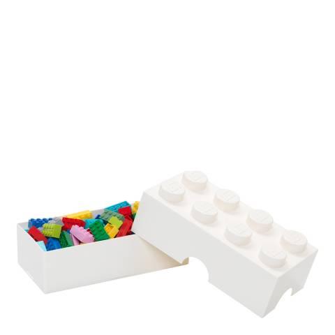Lego White Classic Lunch Box