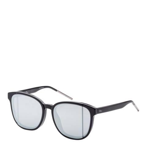 Dior Unisex Black Dior Sunglasses 57mm