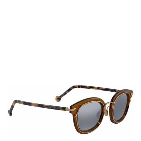 Dior Unisex Brown/Green Dior Sunglasses 48mm