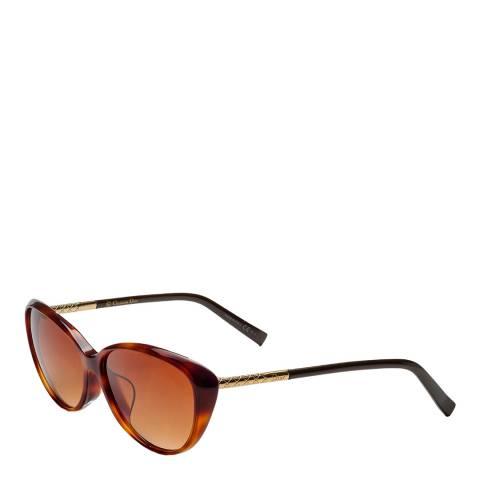Dior Women's Brown Dior Sunglasses 58mm