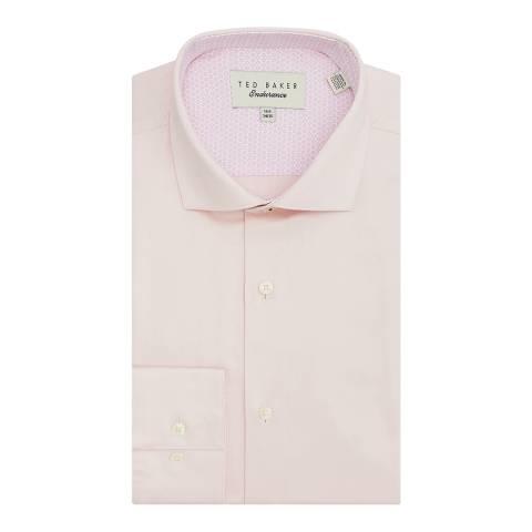 Ted Baker Pink Rosest Cotton Shirt