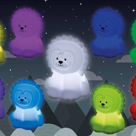 Ulysse Lion Night Light
