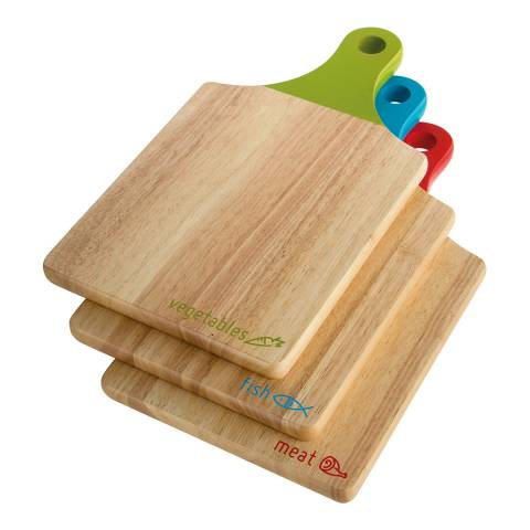 Premier Housewares Icon Paddle Chopping Boards