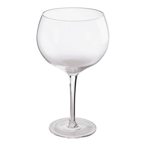 Premier Housewares Set Of 2 Clear Gin Glasses