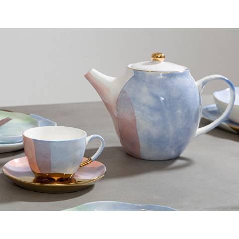 Premier Housewares Colour Of Paradise Teapot