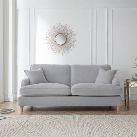 The Great Sofa Company The Swift 3 Seater Sofa, Manhattan Ice