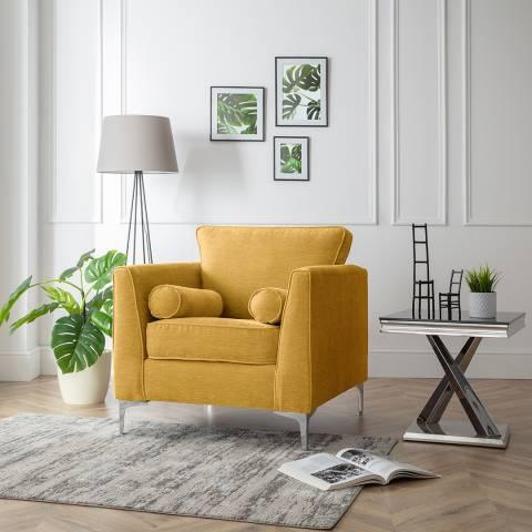 The Great Sofa Company The Douglas Armchair, Manhattan Gold