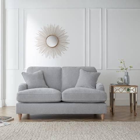The Great Sofa Company The Swift 2 Seater Sofa, Manhattan Ice