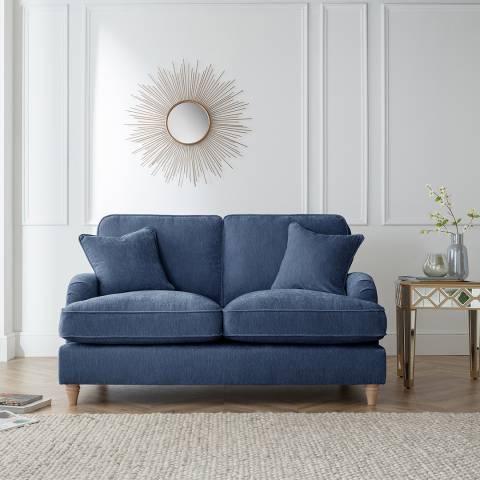 The Great Sofa Company The Swift 2 Seater Sofa, Manhattan Navy