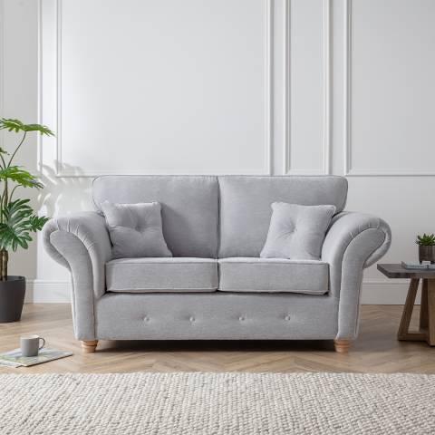 The Great Sofa Company The Carter 2 Seater Sofa, Manhattan Ice