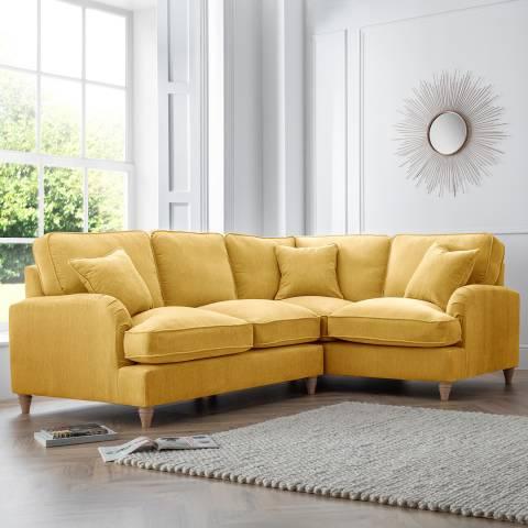 The Great Sofa Company The Swift 2 Corner 1 Sofa, Manhattan Gold