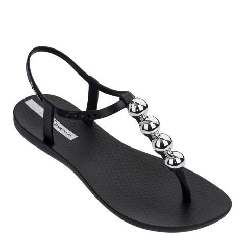 Ipanema Class Sandal Pebble Black Chrome