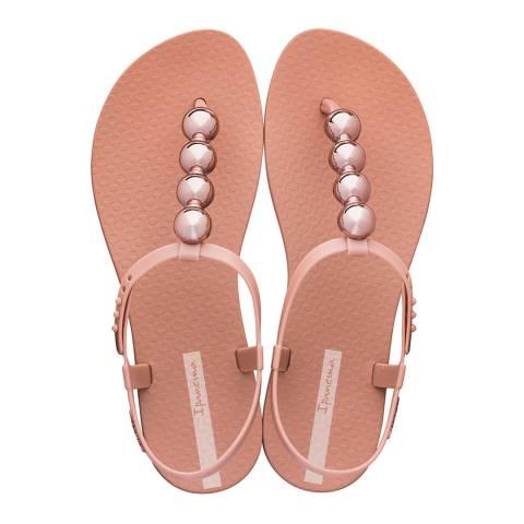 Ipanema Class Sandal Pebble Blush Chrome