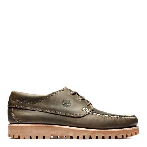 Timberland Olive Jackson's Landing Shoe