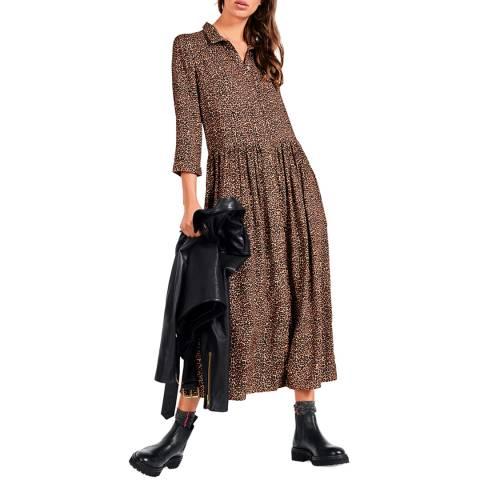 hush Multi Lianne Midi Dress