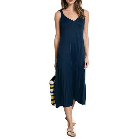 hush Navy Grace Dress