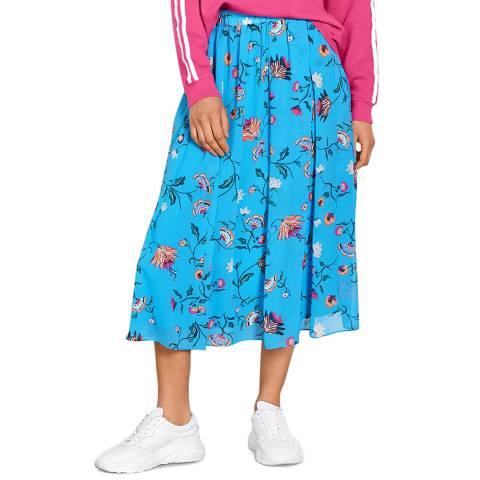 hush Blue Butterfly Martina Skirt