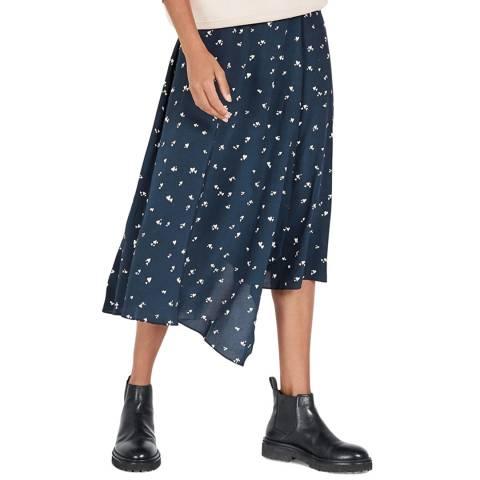 hush Multi Felicia Split Midi Skirt