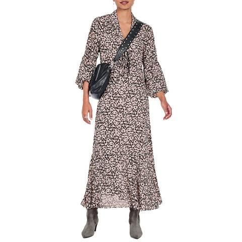 hush Multi Channing Maxi Dress
