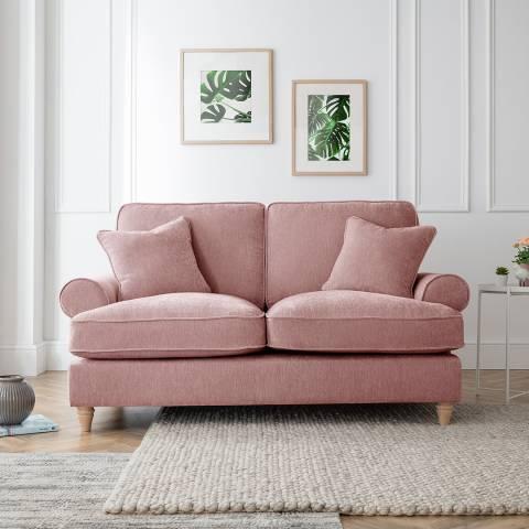 Cozey The Bromfield 2 Seater Sofa, Manhattan Plum