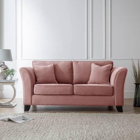 The Great Sofa Company The Knight 2 Seater Sofa, Manhattan Plum