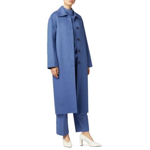BOSS Blue Conami Wool Blend Car Coat