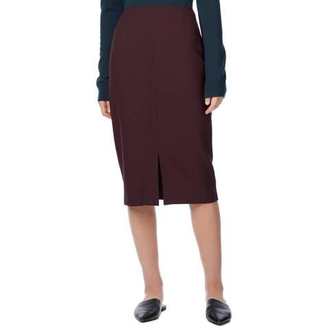 BOSS Red Vepeplum Formal Skirt