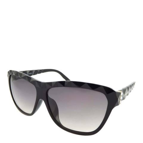 SWAROVSKI Women's Black Sunglasses 62mm