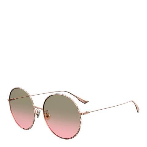 Dior Women's Gold Sunglasses 60mm