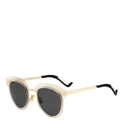 Dior Women's Gold Sunglasses 51mm
