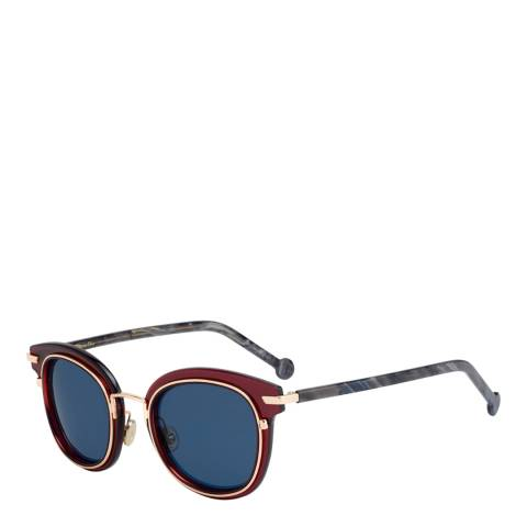 Dior Women's Burgundy Sunglasses 48mm